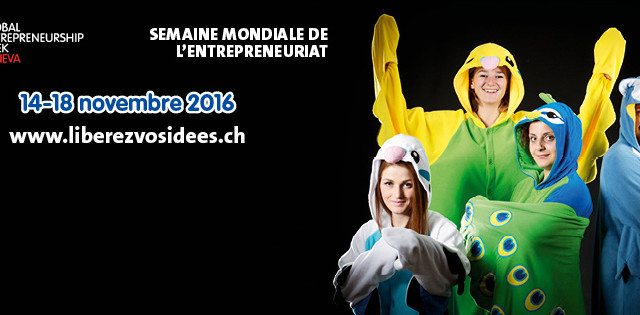 Semaine de l'entrepreneuriat – séminaire du 17.11.2016