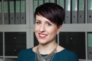 Julie Büchi, responsable de la formation continue depuis juillet 2015